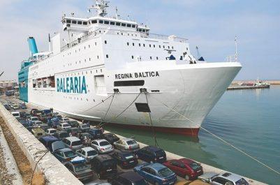 Entreprise portuaire de MOSTAGANEM : Le trafic des passagers en hausse