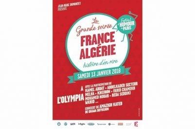 Une soirée aux couleurs de l'Algérie, à l'Olympia