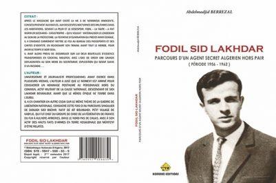 Nouvel ouvrage paru aux éditions Kounouz : Parcours d'un agent secret algérien