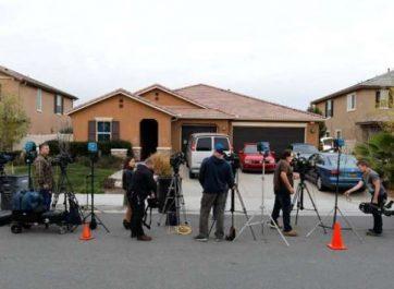 Treize frères et sœurs découverts séquestrés et affamés en Californie