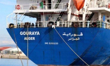 Rapatriement lundi du corps du marin algérien décédé à bord du cargo Gouraya