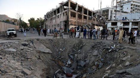 Afghanistan: 20 morts dans un attentat-suicide à Kaboul
