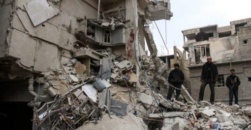 Syrie : au moins 85 civils tués en 10 jours dans la Ghouta orientale (ONU)