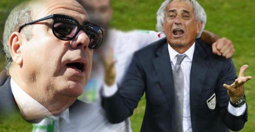 """Halilhodzic : J'ai quitté l'Algérie à cause du """"comportement des dirigeants"""""""