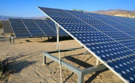 BLIDA : De l'énergie solaire pour éclairer les villes du pays