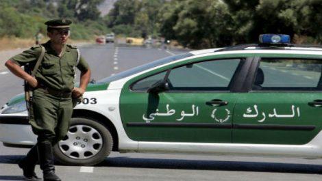 Khemis-Miliana : La gendarmerie récupère 2 véhicules volés