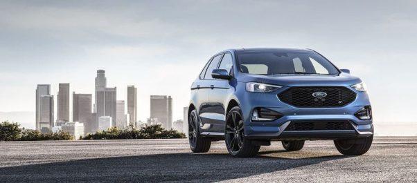 Salon de Detroit 2018 : Le Ford Edge se refait une beauté et s'offre une version ST