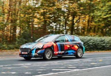 Ford : Une version «crossoverisée» pour la nouvelle Ford Focus