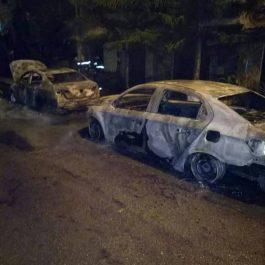 Quatre voitures incendiées à Ain Beniane
