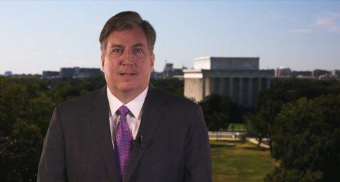 Premier Discours de l'Ambassadeur des Etats Unis John Desrocher à L'Institut Diplomatique et des Relations Internationales