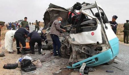 31 morts et 1231 blessés sur les routes en 2017