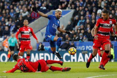 Leicester – Mahrez : «On a été efficaces aujourd'hui»