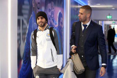 Leicester City: Puel veut conserver Mahrez et Slimani, mais…