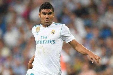 Casemiro, le Real Madrid n'a pas forcément besoin d'un gardien