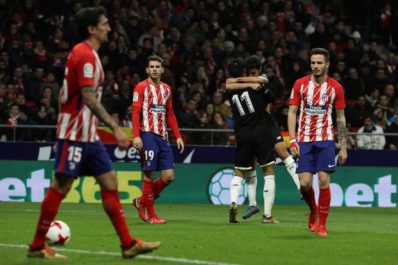 Coupe du Roi : L'Atlético se complique les choses