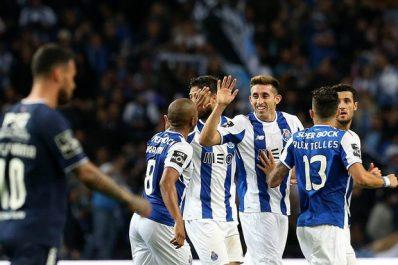 (Terminé) FC Porto 4 – 2 Vitoria Guimaraes (Brahimi)
