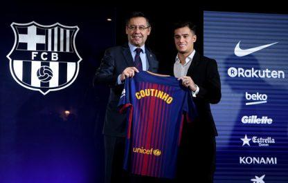 FC Barcelone: après Coutinho, le Barça fond sur …
