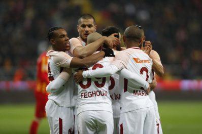 Galatasaray : Feghouli passeur décisif face à Kayserispor (Vidéo)