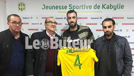 JSK : Belkalem signe à l'issue d'une journée rocambolesque