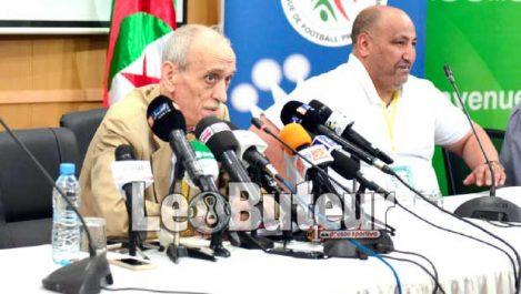 Kerbadj : «Arrêtons de polémiquer sur mes relations avec Zetchi»