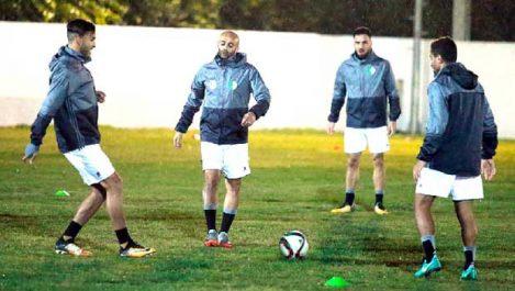 Madjer tient son onze contre le Rwanda