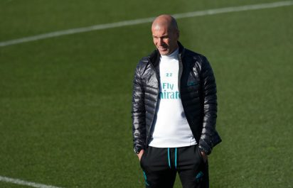 Chelsea: Les conditions de Zidane