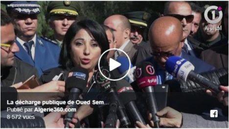 Vidéo: la décharge publique de Oued Smar bientôt transformée en Parc pour les familles