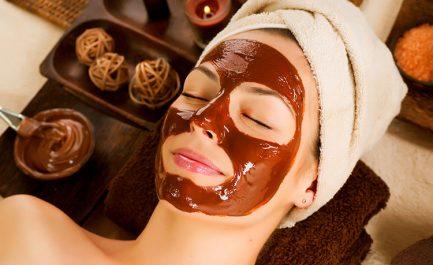 BEAUTÉ : Coup d'éclat avec du chocolat