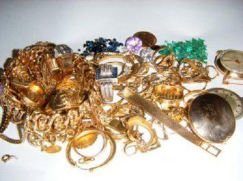 Démantèlement d'un réseau international : Un kg d'or et 800 g d'argent saisis à Annaba
