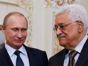 Palestine : rencontre Poutine – Abbas le 12 février à Moscou