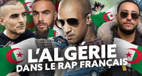 Les Algériens dans le rap français