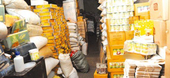 TÉBESSA : 191 tonnes de produits alimentaires non conformes saisis en 2017