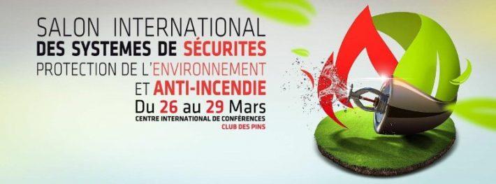 Première édition du Salon International des Systèmes de Sécurité, Protection de l'Environnement et Anti-Incendie