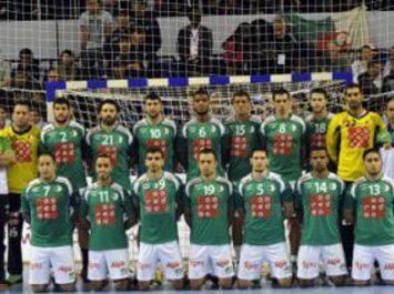 Coup d'envoi de la CAN 2018 de Handball au Gabon : Premier match de l'Algérie face au Cameroun (11 heures locales)