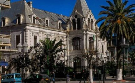 Sidi Bel Abbés : 11 projets hôteliers en cours