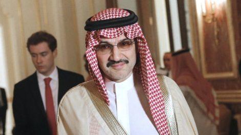 Le prince saoudien Al-Walid Ben Talal libéré