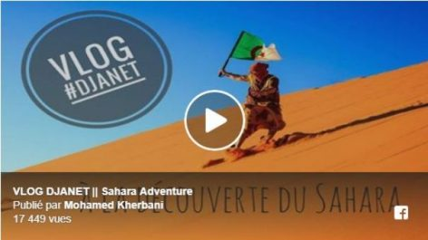 Vidéo:  Découvrez Djanet avec Mohamed Kherban