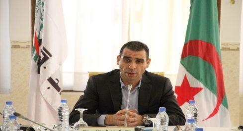 """Kheireddine Zetchi: """" Nous avons agi conformément à la loi"""""""