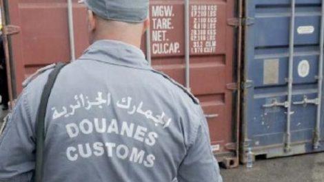 Port de MOSTAGANEM : Saisie de 30 kg d'or