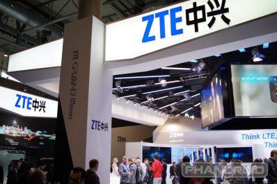 Le chinois ZTE renoue avec le bénéfice en 2017
