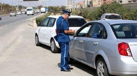 La révision des dispositions relatives au casier des délits routiers proposée