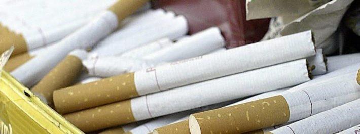 Tébessa : 45.000 paquets de cigarettes saisis