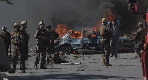 Afghanistan: attentat suicide à Kaboul