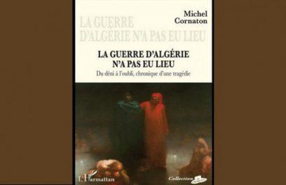 Michel Cornaton dénonce le «mensonge d'Etat» dans une «guerre sans nom»