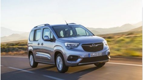 Groupe PSA : Nouveau Combo Life d'Opel