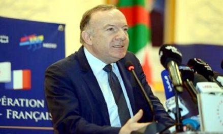 Marché algérien: le président du Medef invite les entreprises de son pays à vaincre leur frilosité