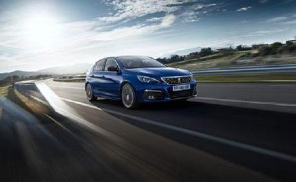 Groupe PSA : Élargissement de la boîte EAT8 et nouvelle motorisation sur la Peugeot 308
