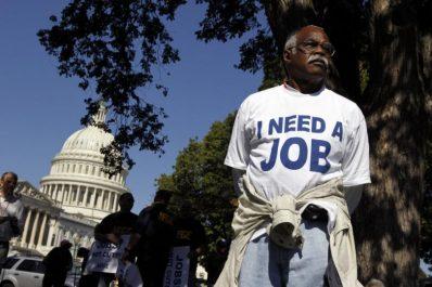 Le chômage aux Etats-Unis à son plus bas niveau depuis 17 ans