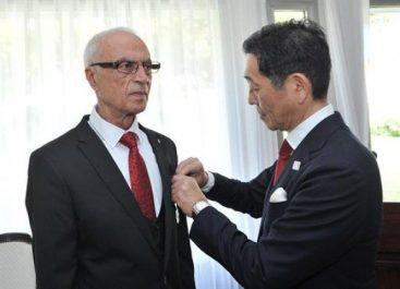 Algerie-Japon: Mohamed Yamani décoré de l'Ordre du «Soleil levant, Rayons d'or et d'argent»