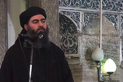 Al-Baghdadi serait toujours en Syrie